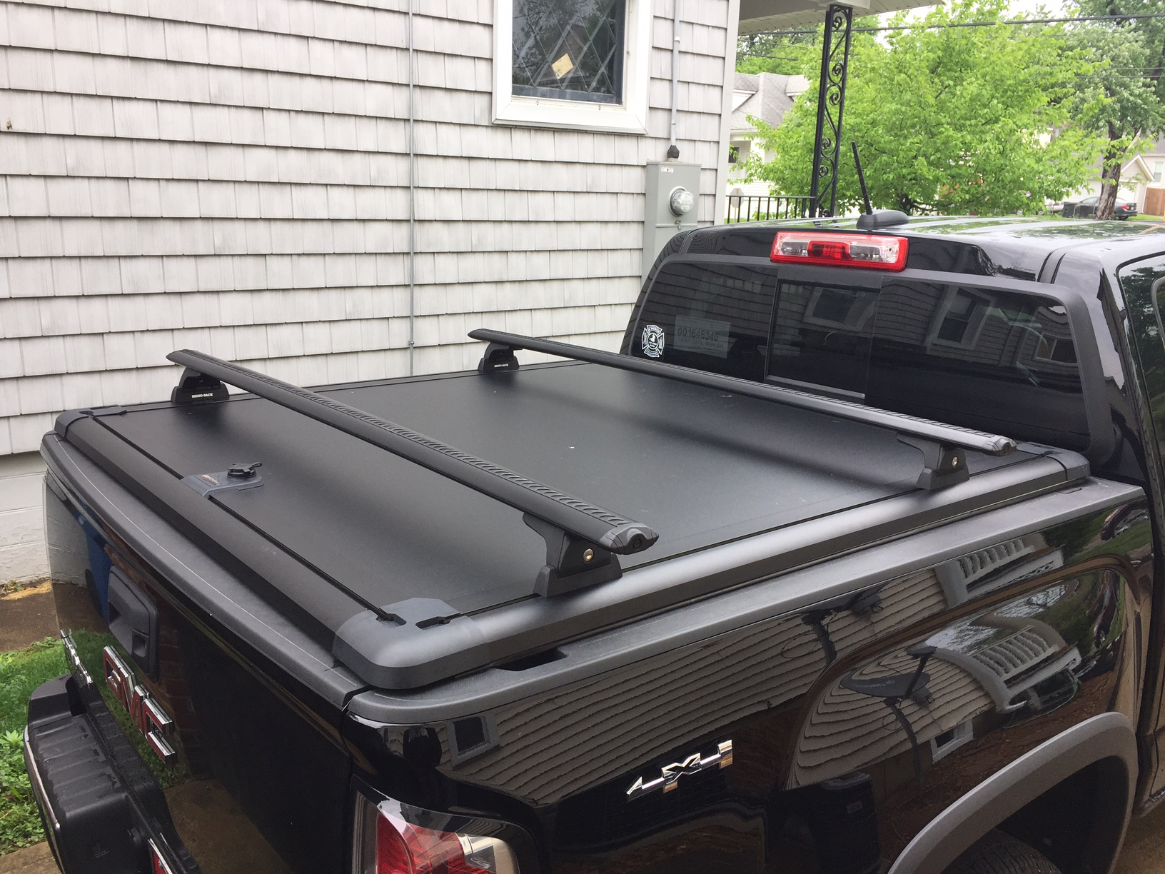 Just Installed An Undercover Ridgelander Tonneau Cover And